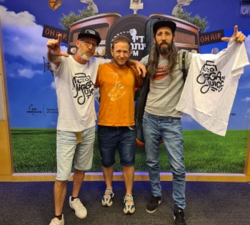 Episode 545 - Miro & Beno Hendler!