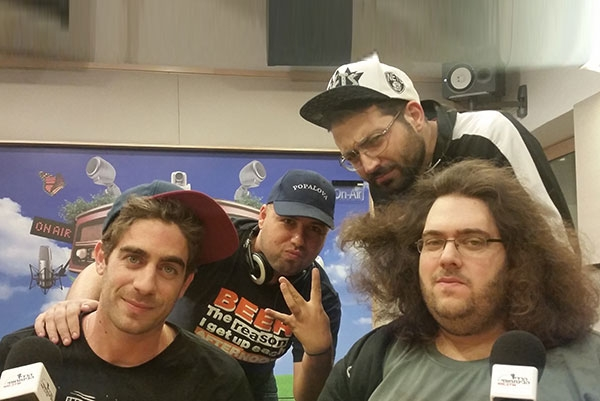 Episode #214 - Freestyle Special with Lukach & Segev!