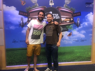 Episode 445 - Isgav Dotan's Choices